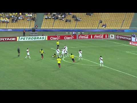 Alargue - Colombia x Peru - Copa América 2011