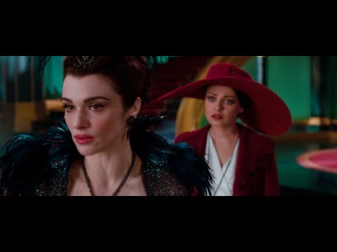 "Oz The Great and Powerful - ""Argument Over Oz"" Clip"