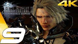 FINAL FANTASY XV (PC) - Gameplay Walkthrough Part 9 - Aranea Boss Fight [4K 60FPS]