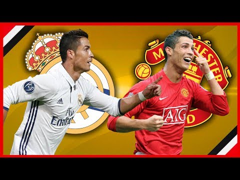 CRISTIANO RONALDO BACK TO MAN UNITED? REAL MADRID EXIT 'IRREVERSIBLE'