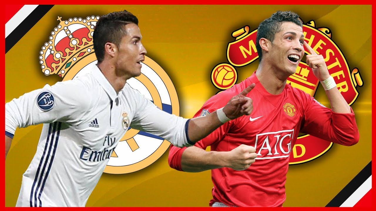 17b2ad482 CRISTIANO RONALDO BACK TO MAN UNITED  REAL MADRID EXIT  IRREVERSIBLE ...