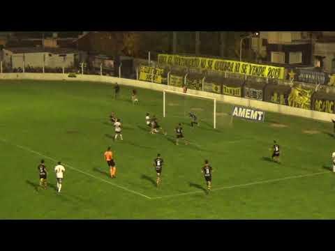 Gol de Daniel Vega | Santamarina 1 - 1 Platense | Fecha 23 | Campeonato 2018/2019