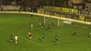 Gol de Daniel Vega   Santamarina 1 - 1 Platense   Fecha 23