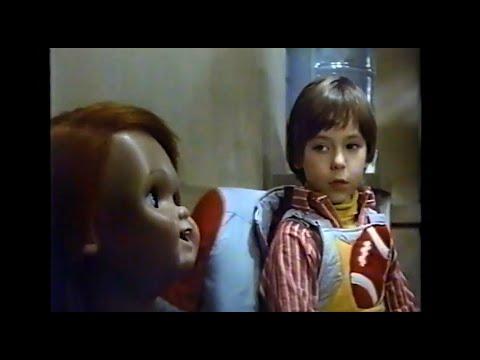チャイルド・プレイ(1988) 予告編