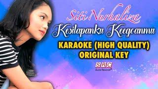 Download Siti Nurhaliza - Kesilapanku Keegoanmu - KARAOKE (High Quality)