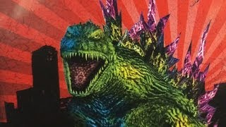Classic Game Room - GODZILLA UNLEASHED: DOUBLE SMASH review for Nintendo DS