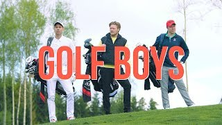 Cover images Golf Boys