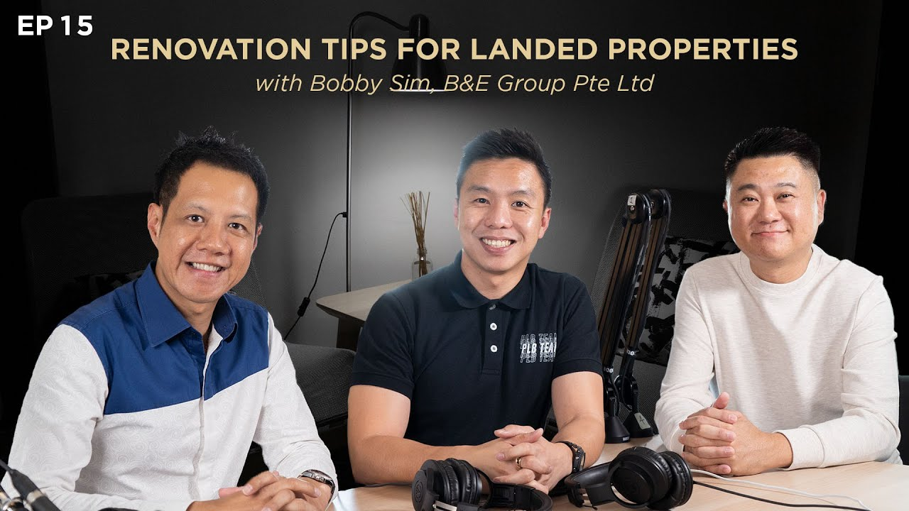 Should I Buy a Landed Property to Rebuilt or A&A | Sofa So Good Ep15 [Singapore Landed Homes]