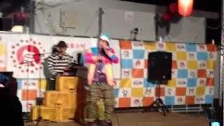 BUBBLE-B feat. Enjo-G 気仙沼 横丁ライジング LIVE vol.1 Chimpo On The Beach