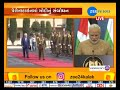 the exchange of students between the countries will be doubled from 50 to 100: PM Narendra Modi