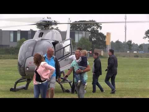 Helikopter rondvluchten over