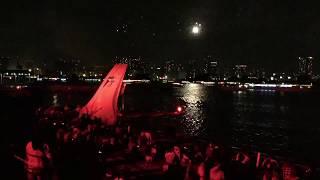 "Scene from Odaiba's ""Star Island"" fireworks (Part 3 of 4: ""Autumn"") [RAW VIDEO] thumbnail"