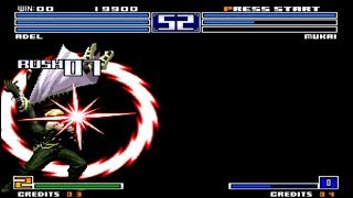 [TAS] The King Of Fighters 2003 - Adel