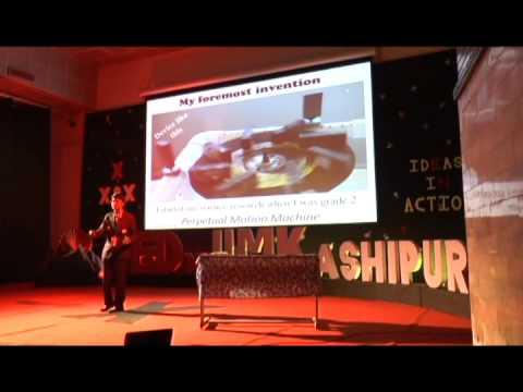 Banana leaf technology | Tenith Adithyaa | TEDxIIMKashipur