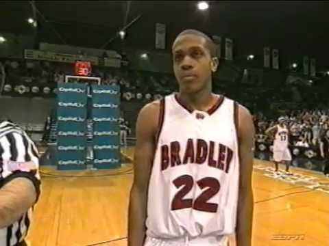 Lawrence Wright - 2006 NCAA Slam Dunk Contest