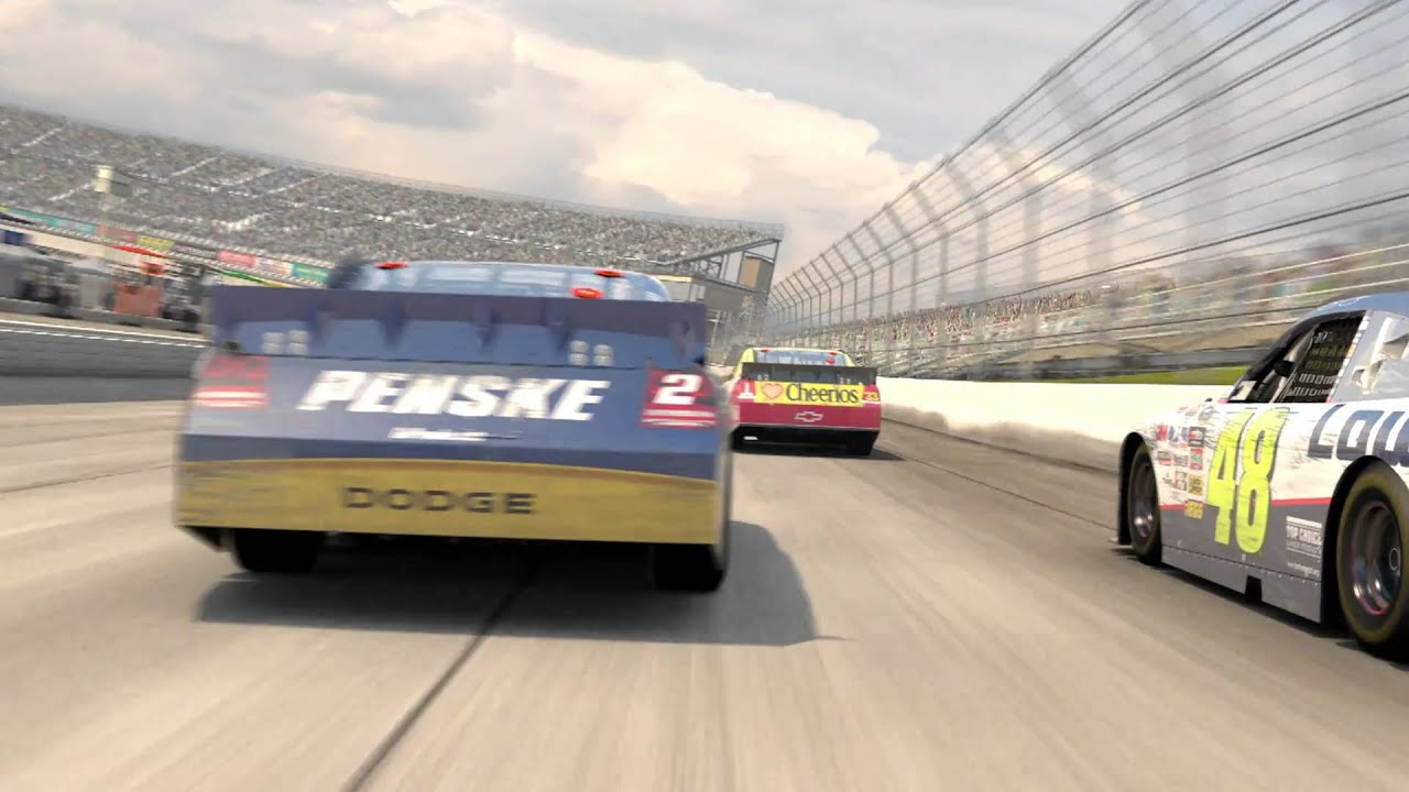Trailer NASCAR THE GAME 2011 For PS3 Wii And Xbox 360
