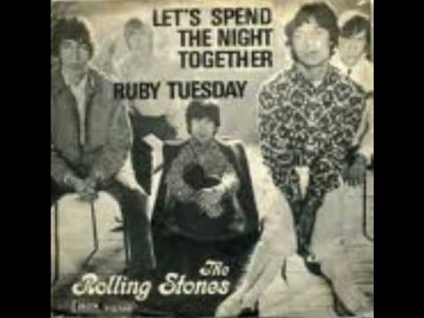 Good Bye Ruby Tuesday
