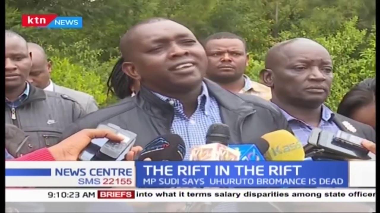 RIFT IN THE RIFT VALLEY: MP Oscar Sudi takes on President Uhuru Kenyatta