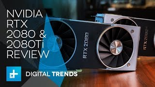 Nvidia RTX 2080 & 2080Ti - Hands On Review