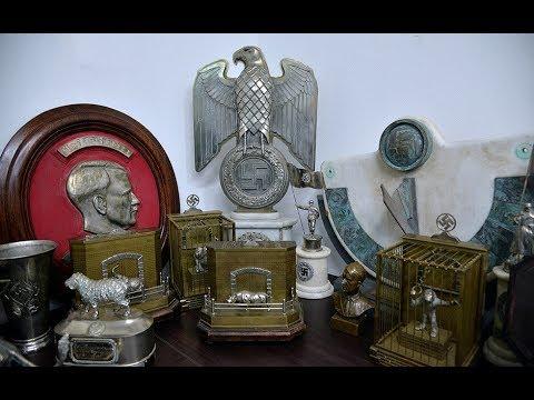 Museu Secreto Nazista é encontrado | Fantástico 09 07 2017