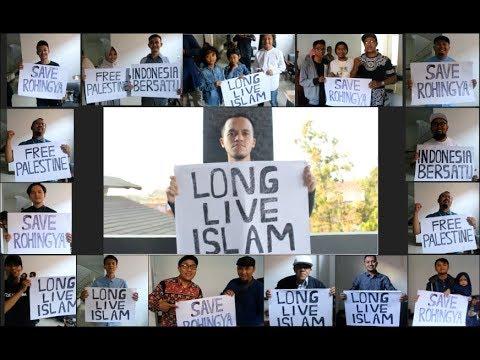 Bilal Muhammad - LONG LIVE ISLAM (Music Video) [Long Live Palestine Remix]