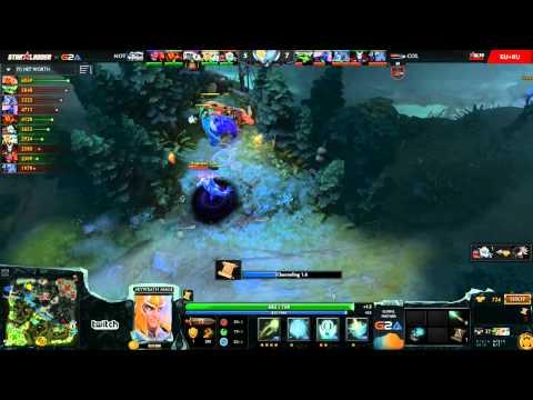NoT Today vs compLexity - Game 1 (SLTV12 - America) - Zyori & Blaze