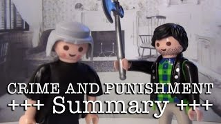 Crime and Punishment to go (Dostoyevsky in 11 minutes, English version)