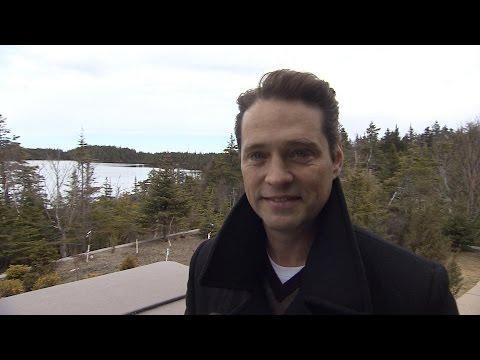 Jason Priestley is in St.John's shooting a movie