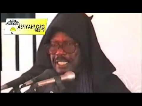Conference de Serigne Cheikh Tidiane Sy Al Maktoum à Tivaouane ( Avril 98) - 2 - AsfiyahiWEBTV
