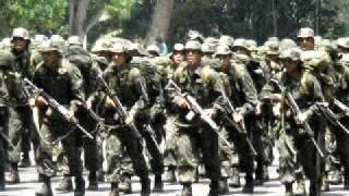 Guerra na Selva COS B 09/03  - chegada