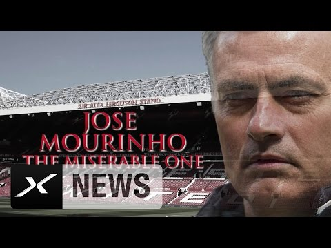 Jose Mourinho: The Miserable One statt The Special One | Manchester United | Premier League