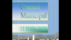 CONSEIL MUNICIPAL DU JEUDI 11 JUIN 2020 DE LA VILLE DU LAMENTIN...