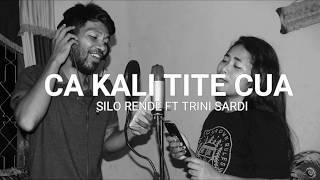 lagu manggarai 2019, duet degan juara Ruteng Idol 2017_Ca Kali Tite Cua Silo Rende ft Trini Sardy