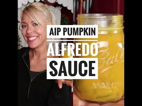AIP Pumpkin Alfredo Sauce!