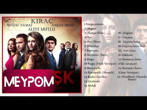 Kıraç - Akasya (Official Audio)