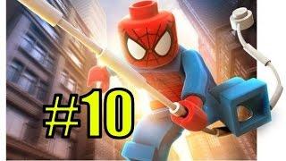 Смотреть Лего Марвел Супергерои Миссия 10: Это дурное предчувствие
