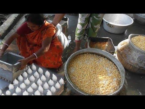 Vadi / Mangodi / Badiya Preparation   Village Family Making together  Rare Indian Recipe Street Food