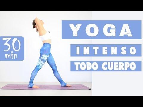 Yoga INTENSO en 30 min para todo cuerpo | Perfectos resultados | MalovaElena