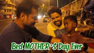 A mother is someone who loves you unconditionally and more than lif...
