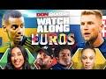 Sweden vs Slovakia | Euro 2020 Watch Along LIVE Ft Flex, Lewis, Helen & Charlene
