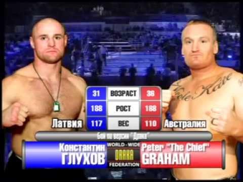 Peter Graham VS Konstantin Gluhov Draka 2012 Avtorium Khabarovsk