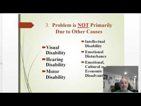 Part 2  Learners with Learning Disabilities