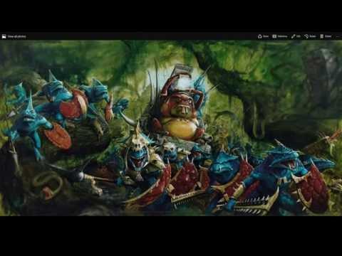 Total War Warhammer DLC Speculation - Expansion 1 Lizardmen Campaign |
