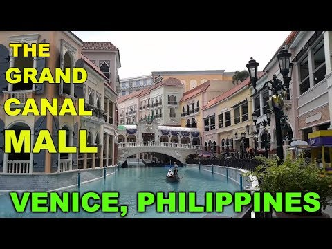 THE VENICE GRAND CANAL MALL 2019! VLOG TOUR, Manila, Philippines. Enjoy watching!
