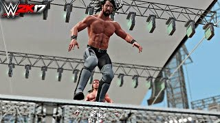 Video WWE 2K17 - Seth Rollins vs Shawn Michaels Hell In A Cell Match! The Architect vs HBK (PS4/XBOX ONE) download MP3, 3GP, MP4, WEBM, AVI, FLV Juni 2017