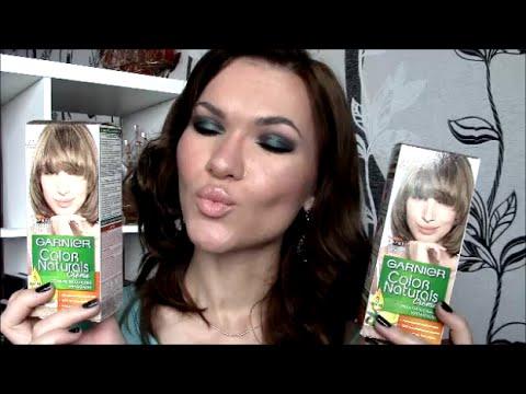 Обзор на краску для волос Garnier Color Naturals оттенка 7.1 Ольха
