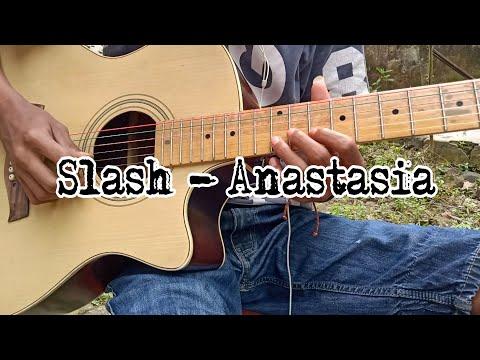 Slash – Anastasia Acoustic Guitar Solo Cover