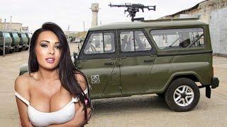 Військовий автомобіль УАЗ Гусар