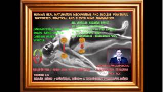 HUMAN  REAL  MATURATİON  MECHANİSMS  AND  ENDLESS  POWERFUL  SUPPORTED PRACTİCAL  AND  CLEVER MİND