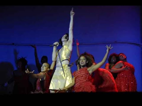 The Bacchae - international tour trailer 2008